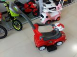 Дешевые цены 2018 Новые скользящие игрушек дети поездка на автомобиле с нажмите на рукоятку