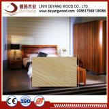Scheda a più strati all'ingrosso della quercia di legno solido, legname americano della quercia bianca