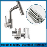 Asa de metal inoxidable Steelsingle agua fría caliente de grifo de cocina