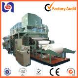 maquinaria do papel de tecido facial de 1575mm, máquina da fatura de papel de Ficial, fabricante da máquina