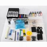 Preiswerte Produkt-Zubehör-Tätowierung-Installationssätze mit Maschine und Tinte