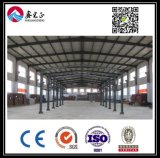 Proveedor de expertos de la estructura de acero Taller (BYSS012)
