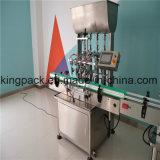 Máquina de rellenar Full-Automatic de las Cuatro-Pistas/máquina de rellenar de la salsa