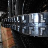 構築のためのKobelco Ss1 130*72*29の掘削機かローダーのゴム製トラックまたはクローラー