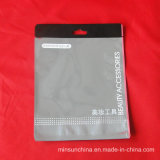 Sacos plásticos de limpeza faciais da embalagem