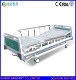 Bases de hospital de função tripla elétricas do Guardrail em liga de alumínio aprovado de ISO/CE