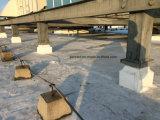 L'Australia 15 anni della garanzia di membrana impermeabile del PVC per il tetto del metallo