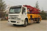 2107 Nuevo Sinotruk HOWO 4X2 290CV camión bomba de concreto