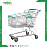 Asian Style 210L Big Supermarket Shopping Cart (HBE-Y-210)