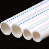 Tubos plásticos grandes y guarniciones del diámetro PVC/PE de la resistencia térmica PPR