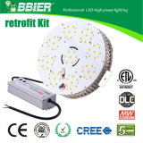 ETL 120W LED Retrofit Kit Lamp Substituir 400W Mh Lamp Shoebox Street Light