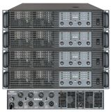 4 canales de KTV amplificador de potencia (400W *4) (XP4004)