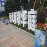 Улица рекламируя доску PVC печатание листа PVC доски пластичную