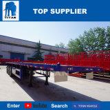 Sale를 위한 대륙간 탄도탄 Vehicle 40FT Shipping Container Transport Trailer