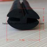 Schwarzes Gummi-Profil der Farben-EPDM
