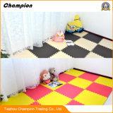 60 см x 60 см EVA коврик для детей, татами 60X60, листьев сплошным цветом зерна EVA головоломки коврик для детей играет