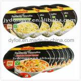 Exportiert in Thailand-Qualitäts-Aluminiumfolie-Nahrungsmittelcup-Kappe