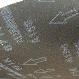 Panno abrasivo stridente 871k 150# dello strumento