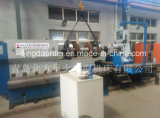 Torno profesional del CNC de China para trabajar a máquina la rueda ferroviaria (CK61160)