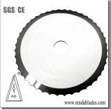 Autocollants de bandes de tissu tissu Non-Woven Carton ondulé en feuille de cuivre disque couteau de coupe standard