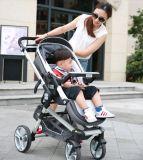 Amerikanischer Art-Baby-Spaziergänger G610 mit vorderem Tellersegment
