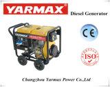 Откройте Yarmax 5.0kVA дизельный генератор с лучшим качеством