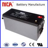 12V Batería de gel de ciclo profundo 12V Batería de gel