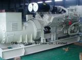 Potência 50Hz da taxa de Qst30-G4 800kw1000kVA, jogo de gerador Diesel de 400V Cummins