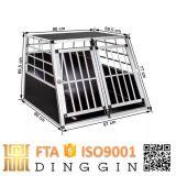 Hundeeigentumswohnung-Aluminiumhunderahmen