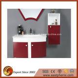 고품질 새로운 디자인 백색 까만 빨강 노란 또는 황금 목욕탕 허영 상단