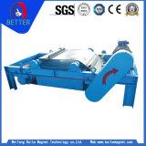 Aprovação ISO SÉRIE Rcyd Suspensão Autolimpante//permanente do Separador Magnético de ferro para o tapete de transporte