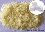 黄色い粒状C5脂肪性炭化水素の樹脂