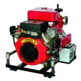 Пожарный насос Bj-20b портативный тепловозный