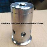 衛生圧力真空の安全弁