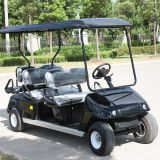 Carro de golfe de 6 Seater com o certificado Dg-C4+2 do Ce do assento traseiro (China)