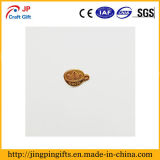 Kundenspezifischer Qualitäts-Vergoldung-kreativer MetallreversPin