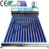 Riscaldatore di acqua calda termico solare di pressione bassa acciaio inossidabile galvanizzato/di energia solare non pressurizzata della valvola elettronica (100L/120L/150L/180L/200L/250L/300L)
