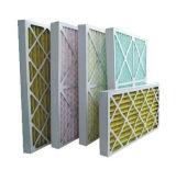 Filtros grosseiros como pré-filtros para sistemas de ar de admissão