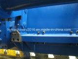 Frein de la presse Wc67y-100X2500 hydraulique et machine à cintrer de plaque en acier