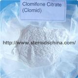 원료 보디 빌딩을%s 스테로이드 분말 고품질 Clomifene 구연산염