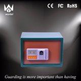 Fingerabdruck-sicherer Kasten mit Digital-Kennwort-Verschluss und LCD-Bildschirmanzeige