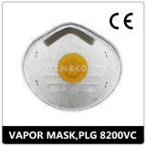 Active Carbon와 Valve (PLG 8200VC)를 가진 마스크 Mask
