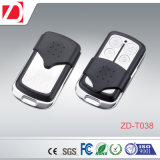 Transmissor e Receptor 315/433MHz controlador remoto RF do Controlador do Motor