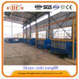 La luz de panel de pared Hongfa EPS EPS máquina La máquina de paneles sándwich de cemento