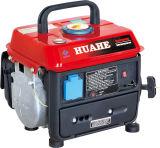 Generador de la gasolina de la marca HH950-Y01 de Huahe, sistema de generación (500W-750W)