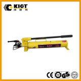 Pompa idraulica manuale materiale d'acciaio