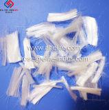 6mm 8mm 12mm 20mm Anti-Bruch pp. Polypropylen-Einzelheizfaden-Faser-Faser-Preis für konkretes anti-zerbrechliches
