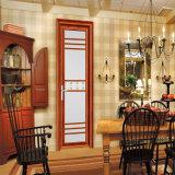 熱い販売法のアルミニウム熱壊れ目の開き窓のヒンジのドア(FT-D70)
