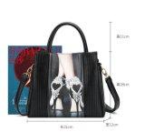 De Druk van de manier Dame Handbag Nice Designer Totalisator de Van uitstekende kwaliteit (WDL0123)