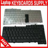 Клавиатуры компьтер-книжки на DELL 630m 640m 6400 мы черные